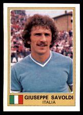 Panini Euro Football 77 - Giuseppe Savoldi Italia No. 150