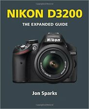 Nikon D3200 Handy Photography Book & Expanded Guide