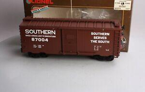 Lionel 8-87004 Southern Boxcar LN/Box