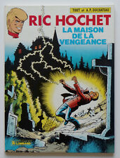 RIC HOCHET - T41 : LA MAISON DE LA VENGEANCE - TIBET / DUCHÂTEAU - EO