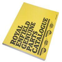 Parts Catalogue Illustrated Book Parts Manual For Royal Enfield Bikes 888005/D