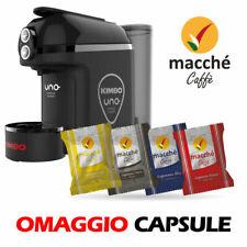MACCHINA CAFFE' KIMBO UNO SYSTEM MINI CUP CON COMPATIBILI MACCHE' OMAGGIO