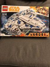 New LEGO Star Wars Kessel Run Millennium Falcon 2018 (75212)with 1,414 Pieces!