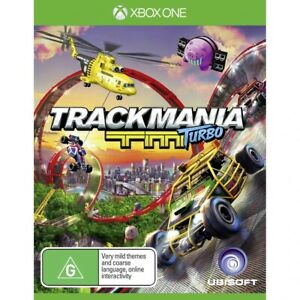 Trackmania Turbo *FREE Next Day Post from Sydney* Xbox One Game