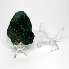 """*10 Reversible 1-3/8"""" Tulip Display Stand For Mineral Fossils Rocks Geodes Agate"""