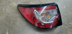 13-17 Chevrolet Traverse Driver Left LH Outer Taillight Tail Light OEM