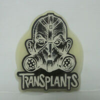 """Transplants - Gangsters And Thugs 7"""" 2005 UK ORIG Shaped Picture Disc Rancid LP"""