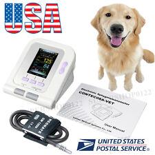 Veterinary/Animal digital Blood Pressure Monitor NIBP CONTEC08A Color Display
