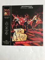 The Clash Bored With The US Festival Red Vinyl LP Rare Live 5060420347043 NEW
