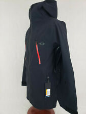 Oakley Mens Ski Shell Jacket 15K/3L Snowboard Jacket Winter Black Out NWT small