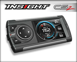 Edge Products Insight CS2 Color Screen Monitor Gauge Display 96-Up Vehicles