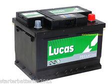 Genuine Lucas LP075 OEM Specs Car Battery TYPE 075 - 12V 60AH 540A 4Yrs Wrnty