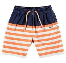 Abbigliamento da mare e piscina arancioni per bambini dai 2 ai 16 anni poliestere
