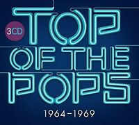 Various Artists - Top Of The Pops: 1964-1969 / Various [New CD] UK - Import