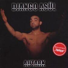"DJANGO ASÜL ""AUTARK"" CD NEUWARE"