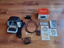 Canon Vixia HFR21 Video Camera w/Extras