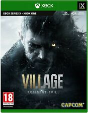 Resident Evil 8 Village Xbox One Xbox Series X/S NO CD