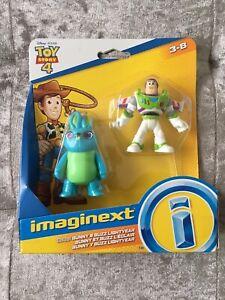 Toy Story 4 Bunny & Buzz Lightyear Imaginext: Disney Pixar Kids Favourite Toys