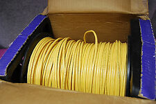Honeywell Catlink Cable 5E 24/4PR 350 MHZ 1000 FT Reelbox Yellow (M3977)