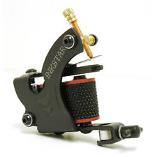 New 3rd Gen INKSTAR Cyclone Tattoo Machine 10 Wrap LINER Tattoo GUN COIL Tatuage