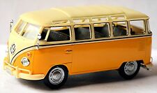 VW Volkswagen T1 Bulli Samba Bus Microbus Deluxe 1951-67 jaune & 1 blanc:43