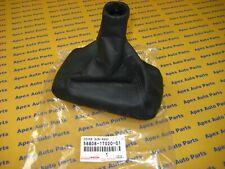 Toyota MR2 Manual Shift Boot Leather New Genuine OEM Toyota 1991-1993 MR-2