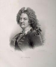 Hyacinthe Rigaud Perpiñán france antiguo régimen Retrato Luis XIV van Dyck
