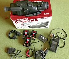 Jvc Video Camcorder Model: Gr323 with Accessories Hardly Used Original Box