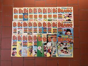 Beano Comics Job Lot x 30