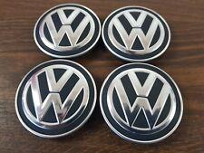 4 Original VW Radkappen Deckel Nabendeckel Radzierkappen Felgendeckel 5G0601171