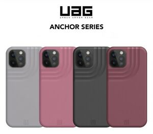 UAG [U] Anchor Apple iPhone 12 Pro Max Slim Tough Case Rugged Cover Protection