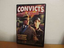 CONVICTS AT LARGE DVD - I combine shipping