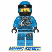 LEGO NInjago Minifigure - Jay - Hunted njo509 minifig FREE POST