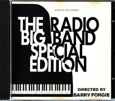 The Radio Big Band‎ Special Edition CD (1990) Barry Forgie/Nigel Carter (RBB002)