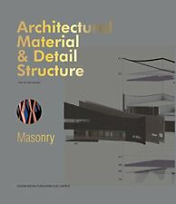 Architectural Material & Detail Structure: Masonry, Merrienboer 9781910596531..