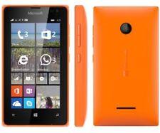 Téléphones mobiles oranges avec dual core, 8 Go