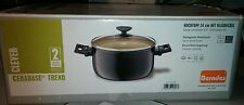 RARE SIZE! Berndes 5.75 Qt DUTCH OVEN GLASS LID * CERAMIC COATING PFTE PFOA Free