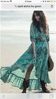 spell and the gypsy collective Aloha Fox Gown S