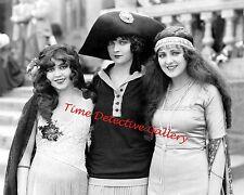 Halloween Flappers - 1920s - Vintage Photo Print