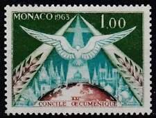 Monaco postfris 1963 MNH 734 - Geest boven Kerktoren