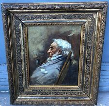Gorgeous, Ulpiano CHECA Y SANZ (1860-1916) Spanish painter - Oil on wood