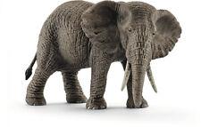 Z9) SCHLEICH (14761) Africano Elefante Vaca Schleich Animales Schleich animal