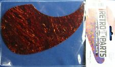 Acoustic Guitar Shell Pickguard, Teardrop Style by Retro Parts, RP111T