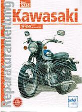 Buch Reparaturanleitung Kawasaki W 650 / W650 ab Baujahr 1999 Band 5234