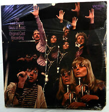 THE LAST SWEET DAYS OF ISAAC soundtrack LP SEALED