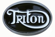 Triton Belt Buckle Black & White DDMR 2010