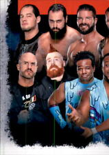 9 Topps Slam Attax Live-Carte 379-Royal Rumble 2018-Puzzle