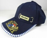 Gorra de Béisbol Munich Munich, Golf Tapa, Bavaria, Adulto Tapa, Nuevo