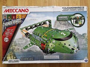 Meccano Thunderbird 2 Set