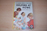 LADYBIRD BOOK Helping at Home by M.E. Gagg (Hardback, 1968) 2/6 NET